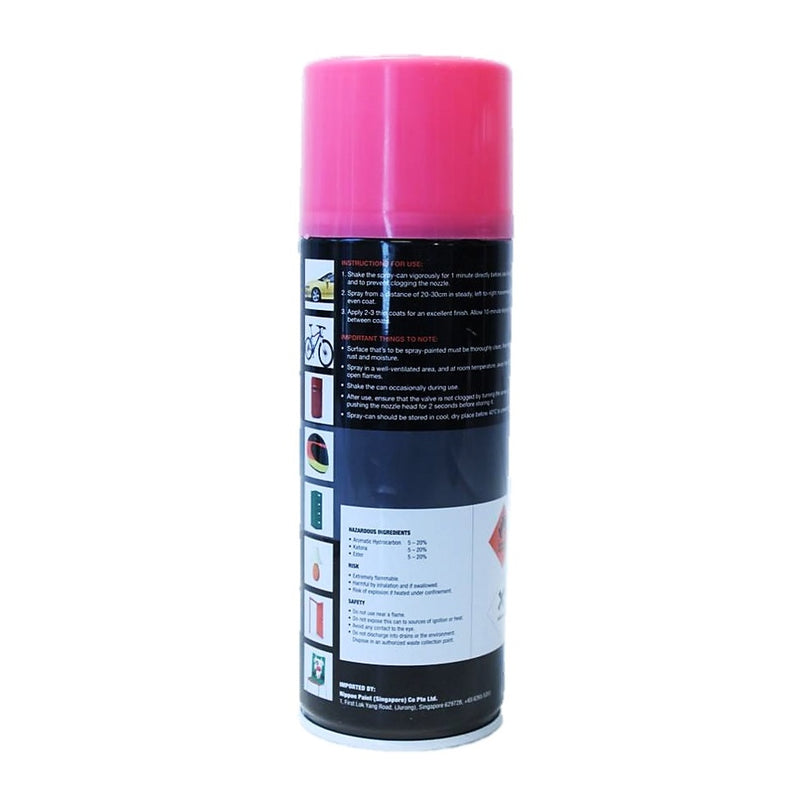 Nippon Pylox Spray Paint 11 Peach Red 400Cc