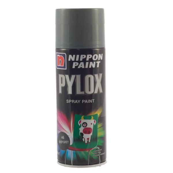 Nippon Pylox Spray Paint 46 Deep Grey 400Cc