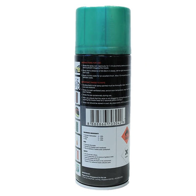 Nippon Pylox Spray Paint 707 Silver Light Green 400Cc