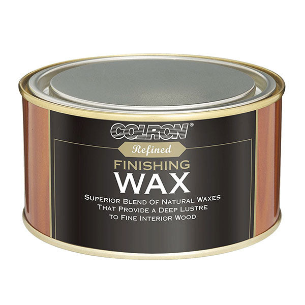 Colron Refined Finishing Wax 325Gm