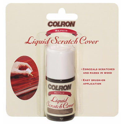 Colron Liquid Scratch Cover Dark 14ml