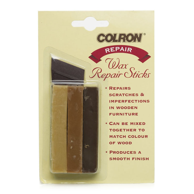 Colron Wax Sticks 3 Col