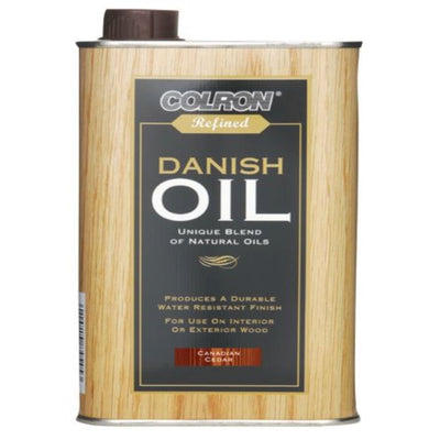 Colron Refinded Danish Oil Antique Pine 500ml