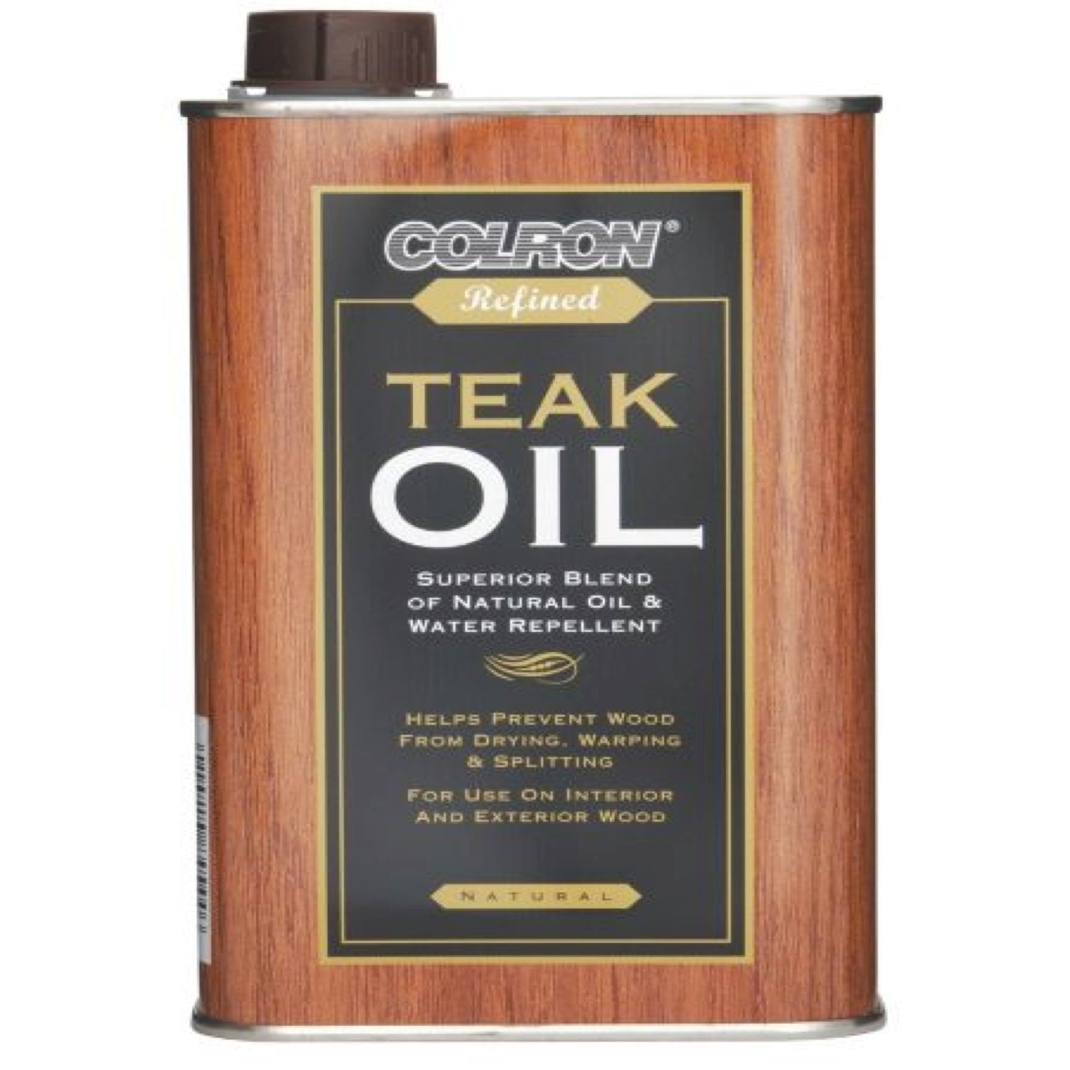Colron Refined Teak Oil 500ml
