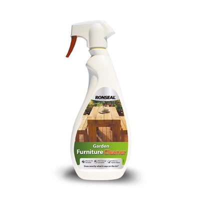 Photo of Ronseal Garden Furniture Cleaner 750ml