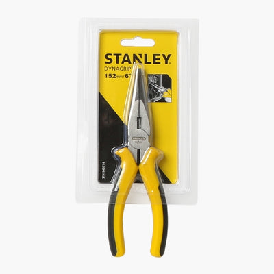 Stanley Dynagrip Long Nose Pliers 6""