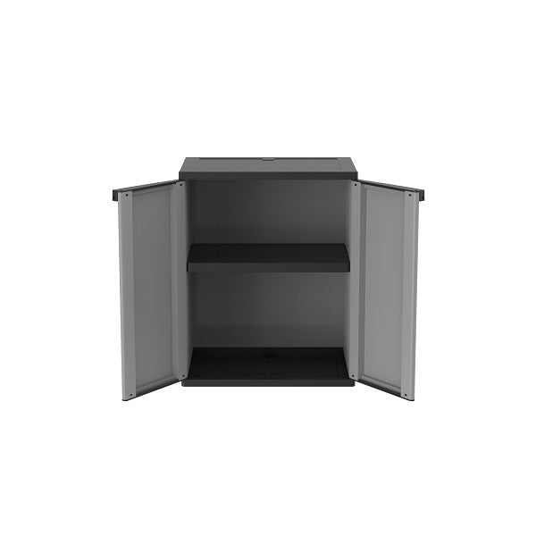 Terry Jline 68 2Door 1Shelf G/Blk