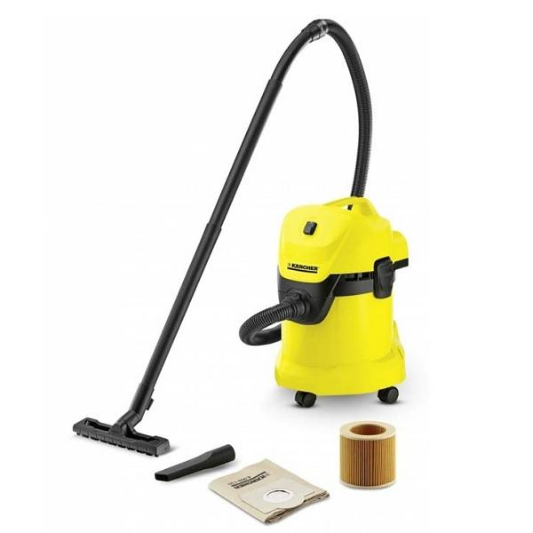 RENT - Karcher Mv3/Wd3 Wet/Dry Vacuum Cleaner