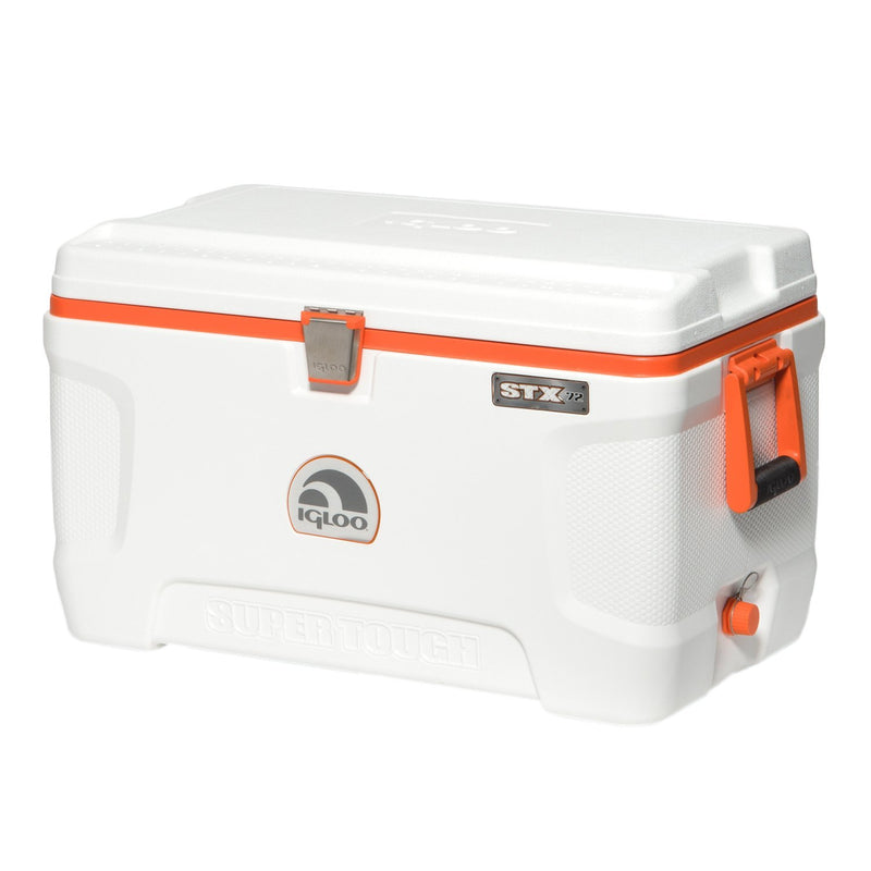 Igloo Super Tough Stx Sportman Cooler 54Qt