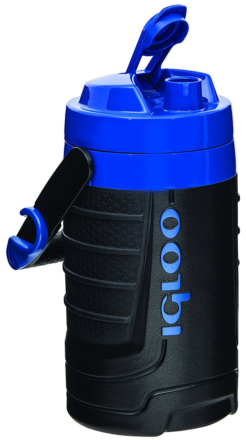 Igloo Proformance Jug Black/Majestic Blue 1/2Gal