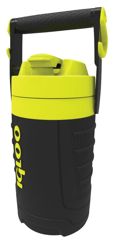 Igloo Proformance Jug Black/Volt Yellow 1/2Gal