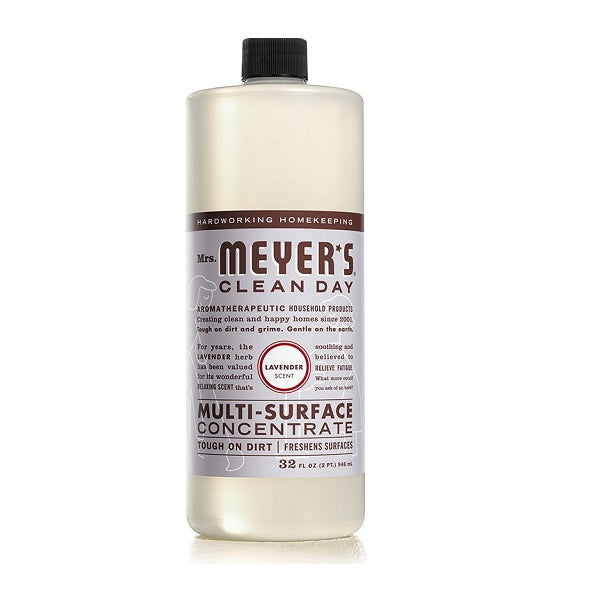 Mrs. Meyer's  Multi-Surface Cleaner Lavender 32oz