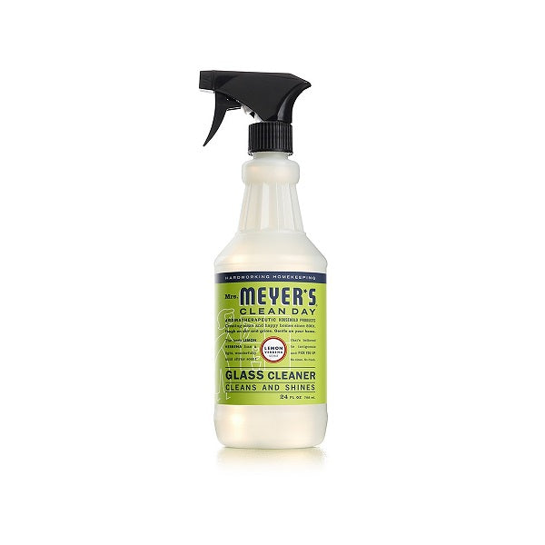 Mrs. Meyer's  Glass Cleaner Lemon 24oz