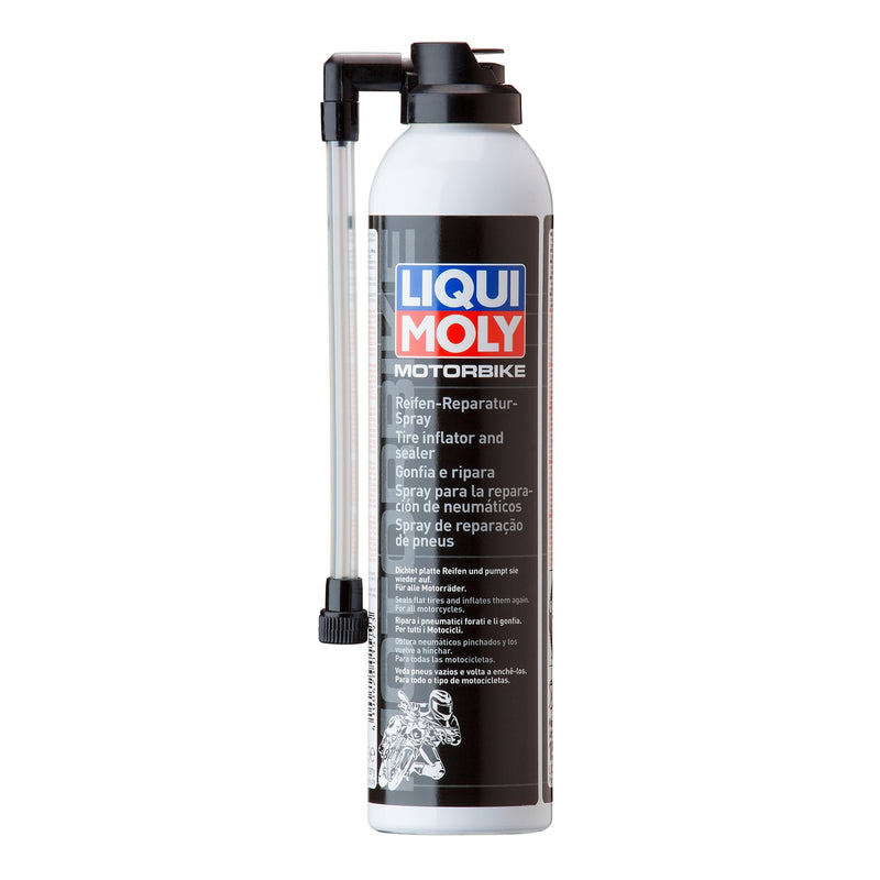 Liqui Moly Motorbike Tire Inflator And Sealer 300ml