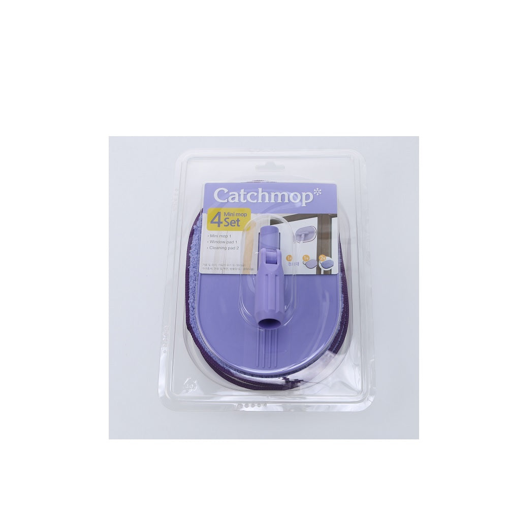 Catchmop Mini Mop Head Set