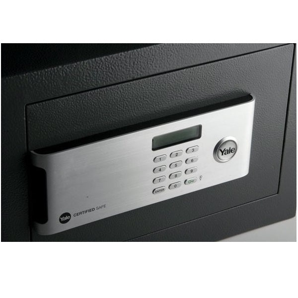 Yale YSM/250/EG1 Grey Certified Home Safe Box
