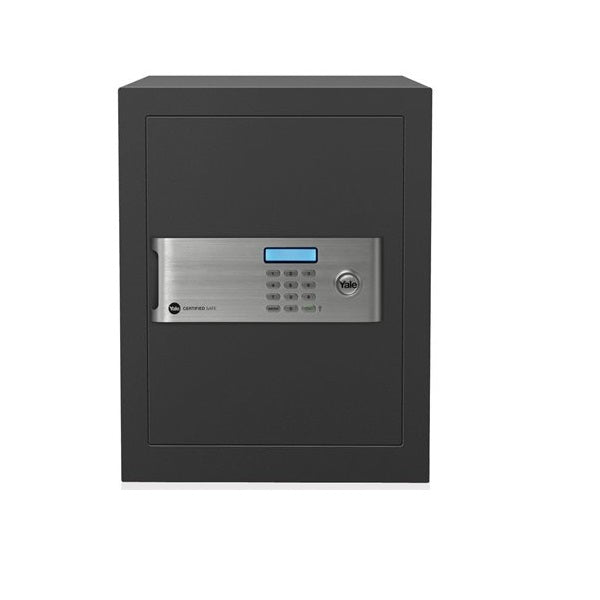 Yale YSM/400/EG1 Grey Certified Home Safe Box