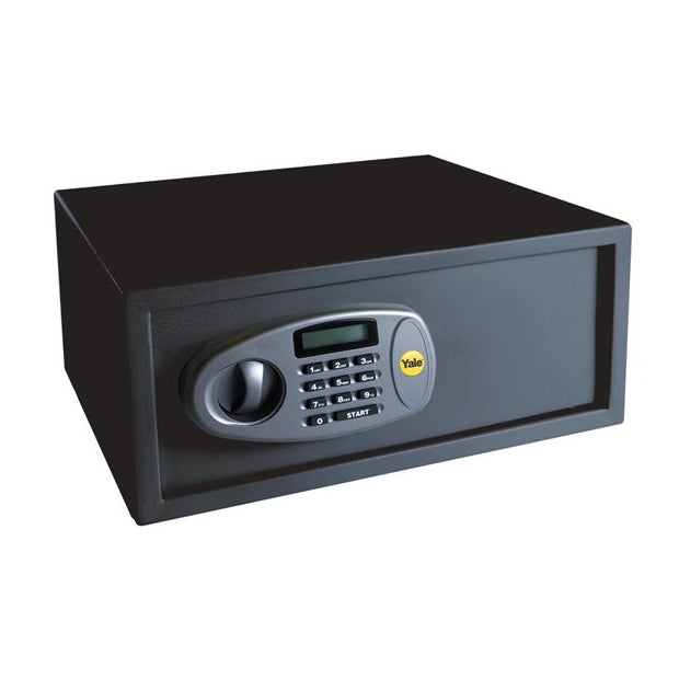 Yale YLS/200/DB2 Standard Digital Safe Laptop (Black)