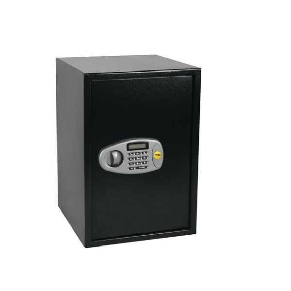 Yale YSS/520/DB2 Black Standard X-Large Safe Box