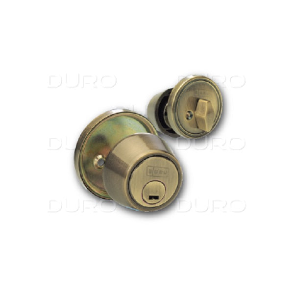 Durolock Art 668 Single Cylinder Dead Bolt