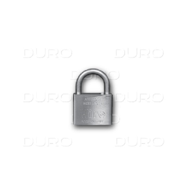 Viro Marine Short Shackle Padlock 40mm