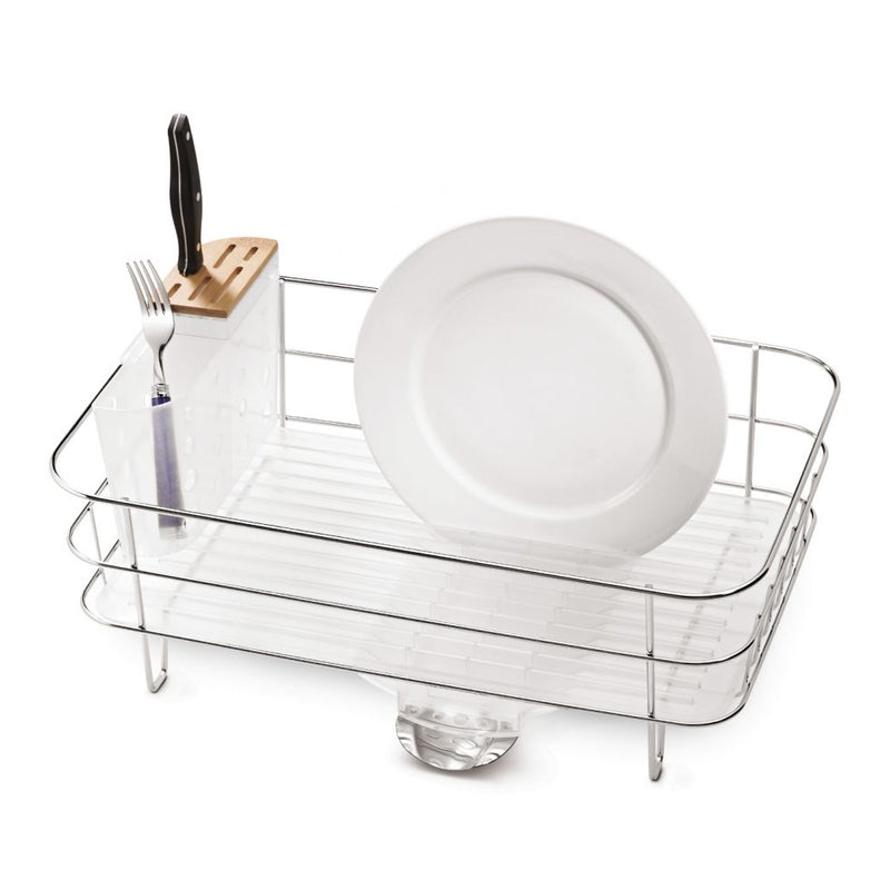 Photo of Simplehuman Wire Frame Slim Dishrack
