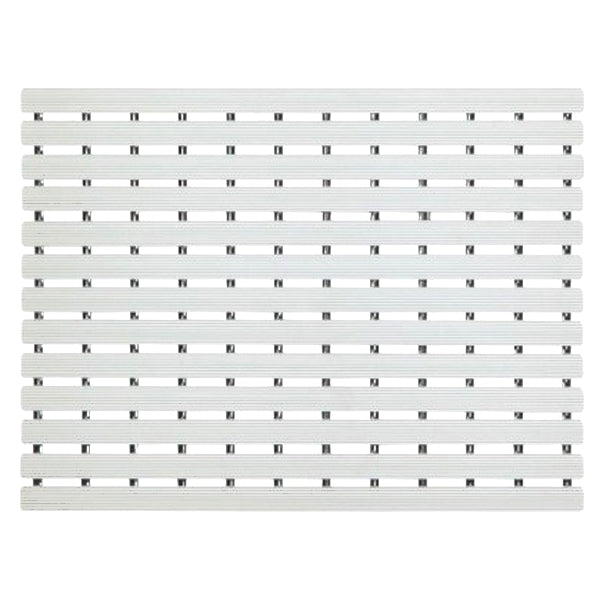 Naxan Bath Mat White 610mm * 750mm