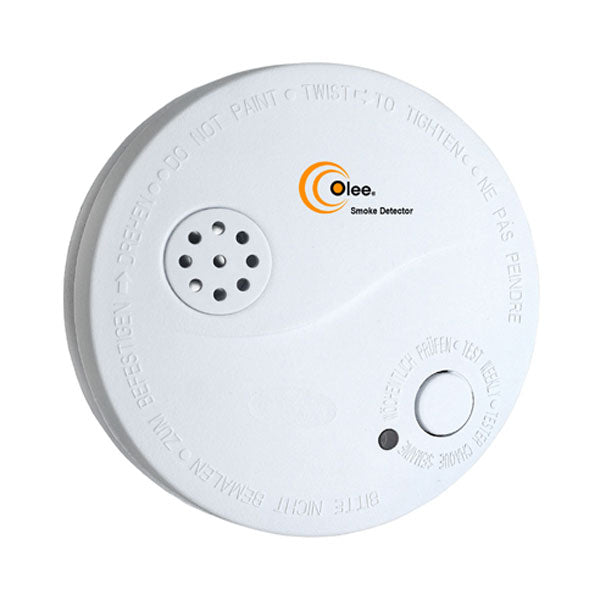 2 PACKS - Olee Smoke Detector