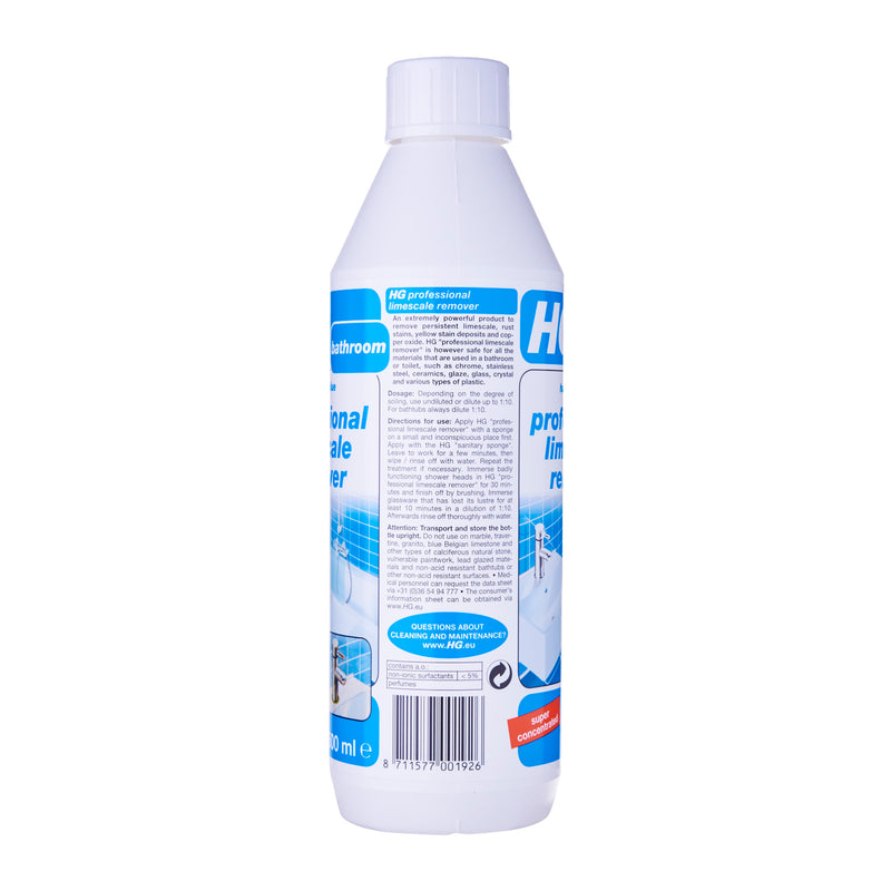 HG 100050106 Professional Limescale Remover