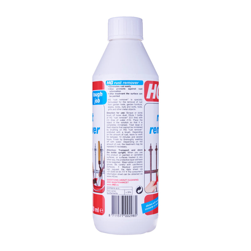HG 176050106 Rust Remover