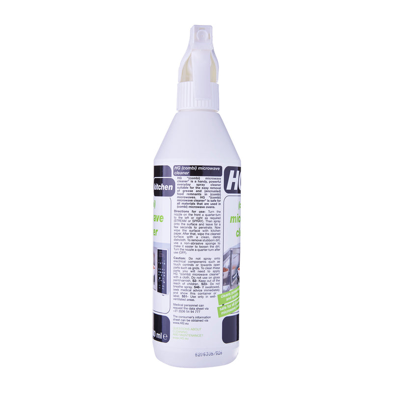 HG 526050106 (Combi) Microwave Cleaner 500ml