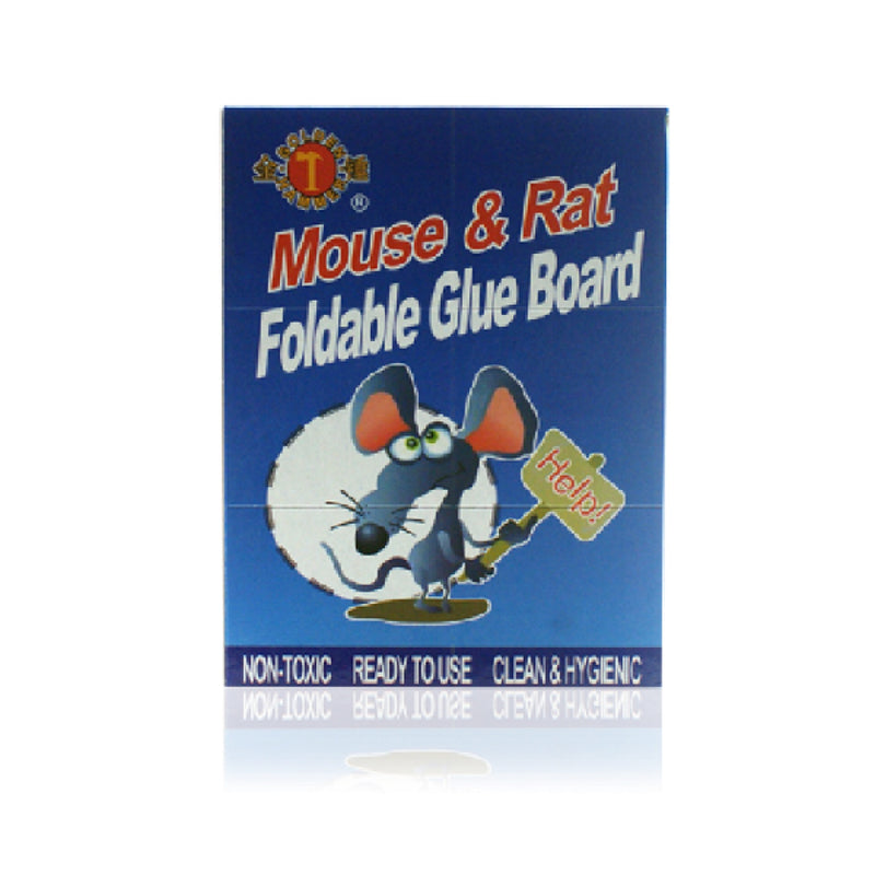 Golden Hammer Mouse & Rat Foldable Glue Board
