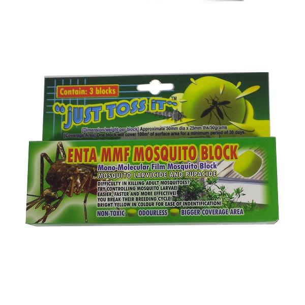 Enta Mosquito Oil Block Cl117 (Box Of 3)