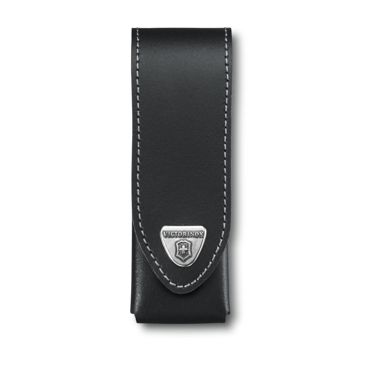 Victorinox Belt Pouch Blk Leather To 4 Layers