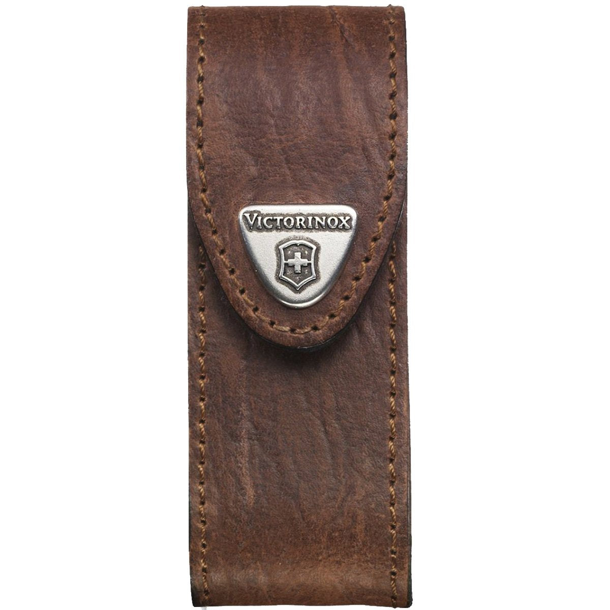 Victorinox Pouch Brown Leather