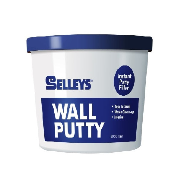 Selleys Wall Putty 500gm