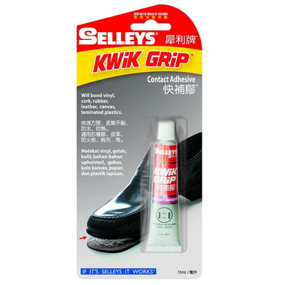 Photo of Selleys Kwik Grip 15ml