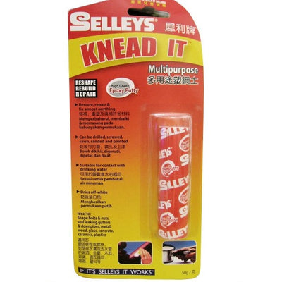 Photo of Selleys Knead It 50g