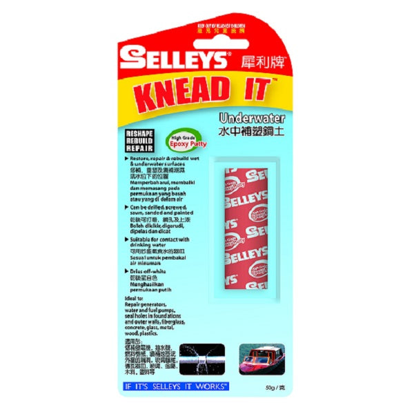 Selleys Kneat It Underwater 50g