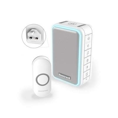 Photo of Honeywell Wireless Plug-In With Halo Light