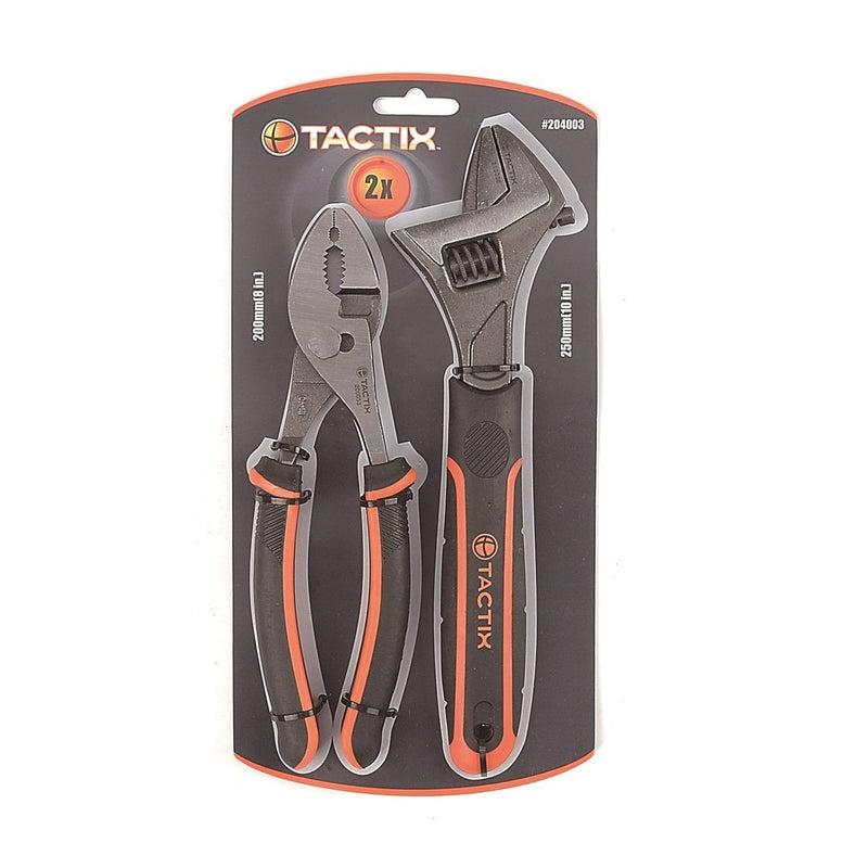 Tactix Wrench Set (2Pcs)