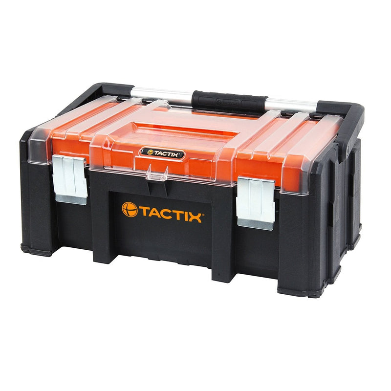 Tactix Plastic Tool Box
