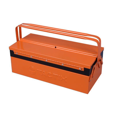 Photo of Tactix Tool Box 3 Drawer (47cm)