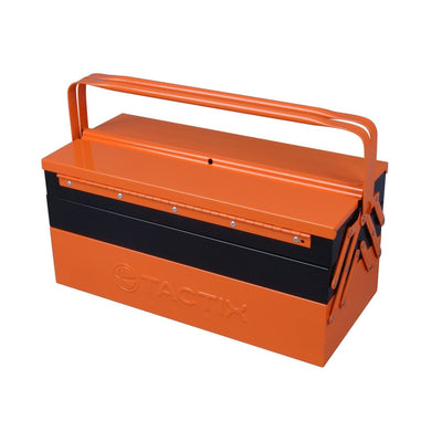 Photo of Tactix Tool Box 5 Drawer (47cm)