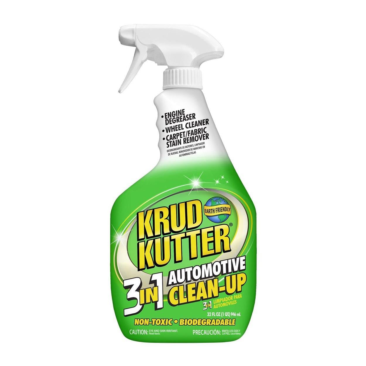 Krud 3-In1 Autotmotive Clean - Up