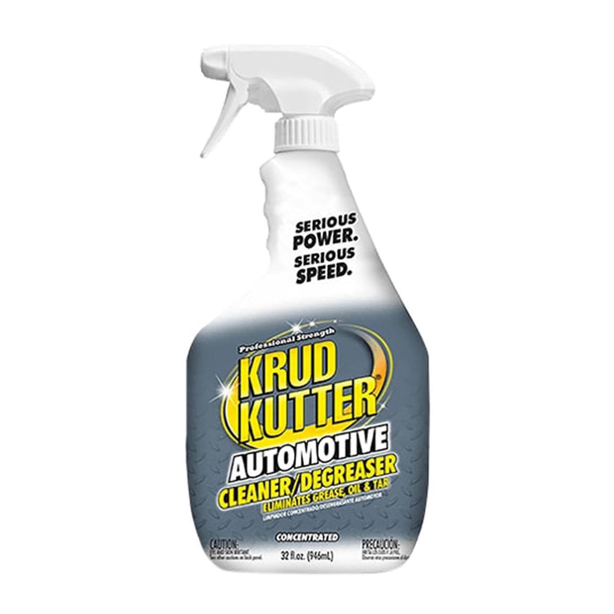 Krud Automotive Cleaner/Degrease