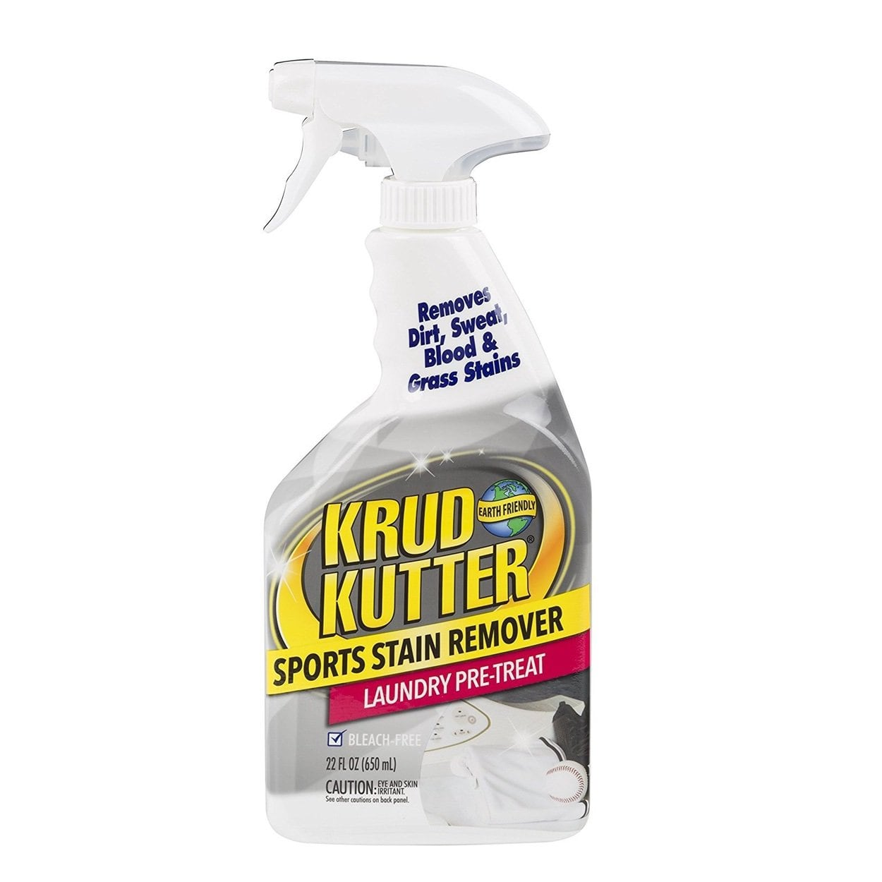 Krud Sports Stain Remover Laundary Pre-Treatment