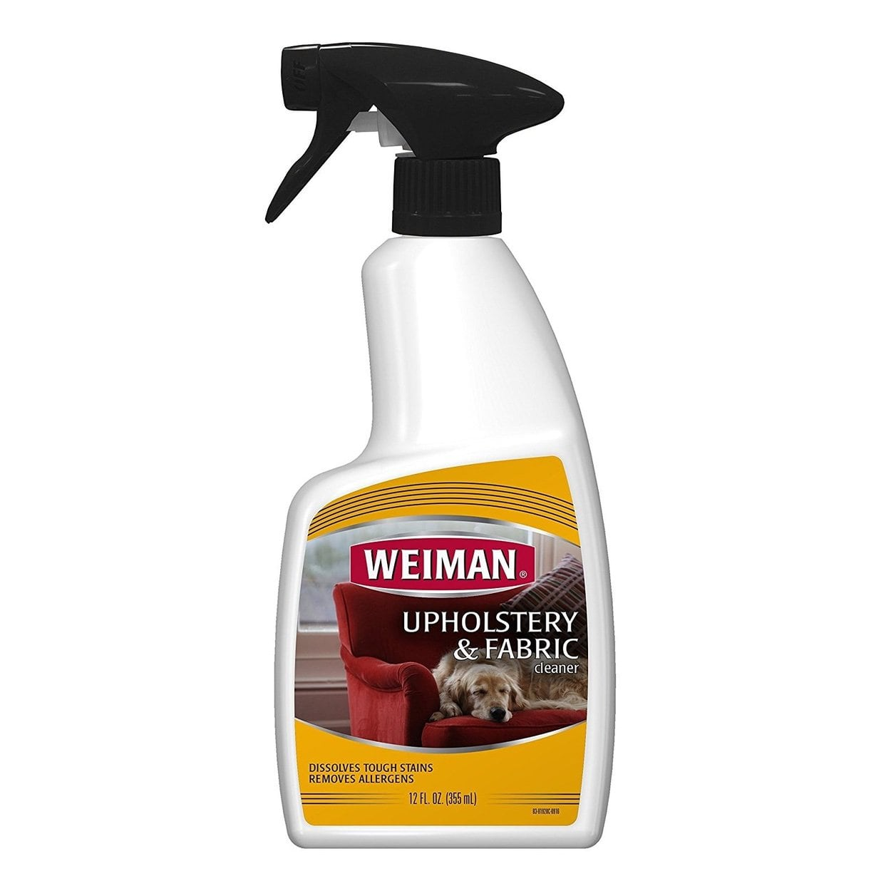 Weiman 83 Upholstery & Fabric Cleaner