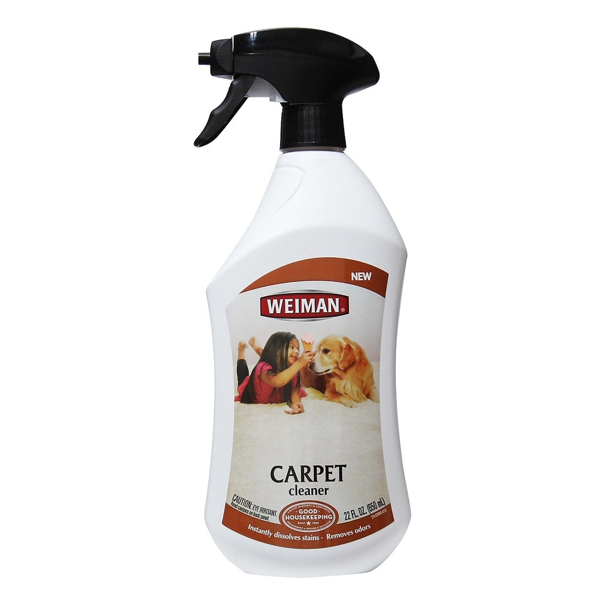 Weiman Carpet Cleaner Trigger 650ml