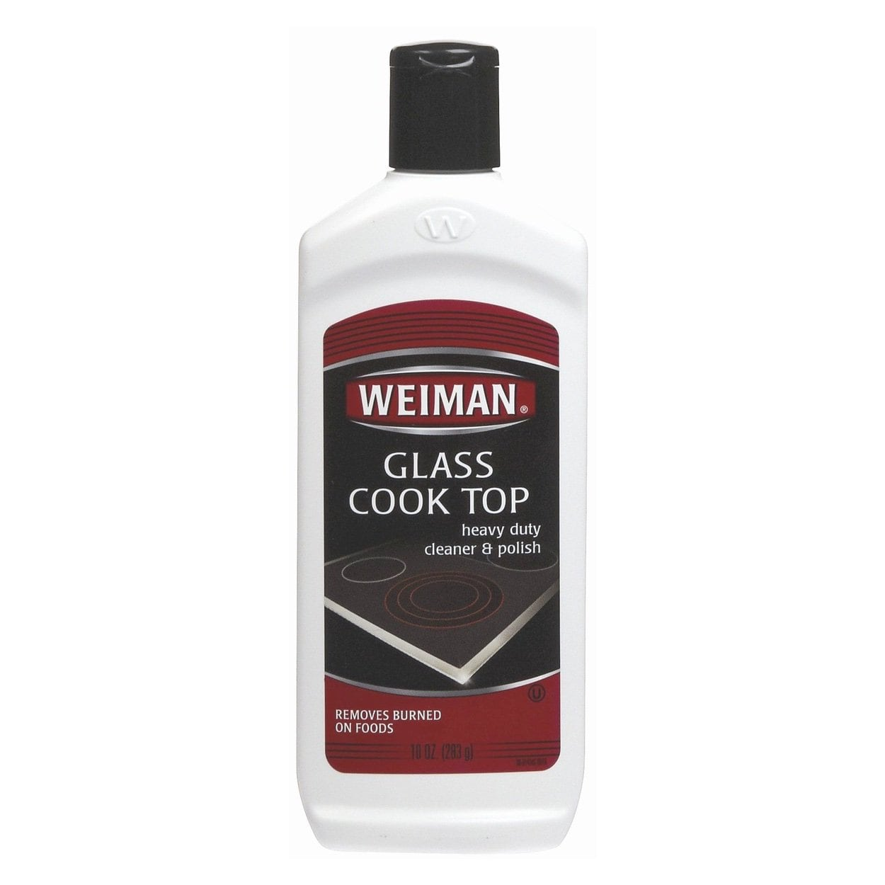 Weiman Cook Top Heavy Duty Cleaner & Polish 237ml